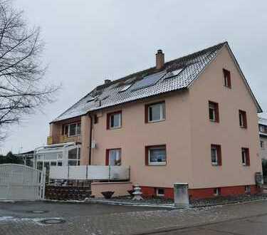 SELTEN IM ANGEBOT- 4-Zimmer ETW in Ötisheim- mit Garten und Garage...