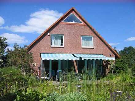 Exklusives Wohnhaus mit Einliegerwohnung in Suttorf - Vermietung des Wohnhauses