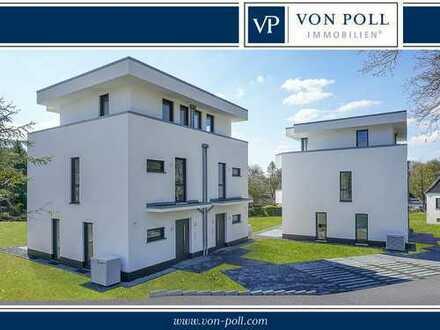 Luxuriöse 168 m² Wohn-/Nutzfläche in topmoderner Doppelhaushälfte