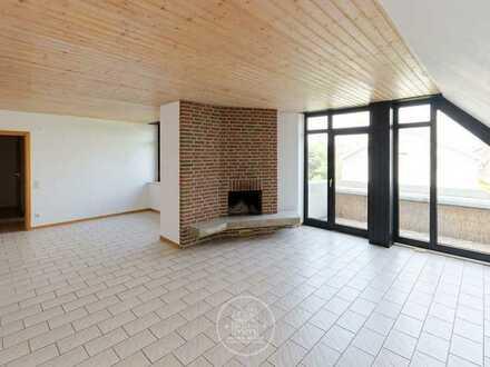 Helle 2 Zimmer-Wohnung mit Balkon in Roxel!