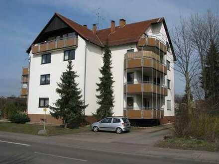 Homburg-Erbach - Single-Wohnung - 1 ZKB in gepflegtem MFH