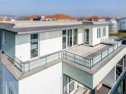 REMAX - Luxuriöses Penthouse, 2 Terrassen, perfekt für Grenzgänger