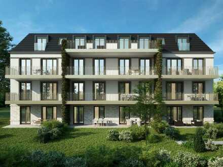 Garten- u. Terrassentraum • 3 Zi-Wohnung mit SMART-HOME-System und Tiefgarage
