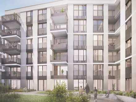 Durchdachte 4-Zi.-Wohnung mit Loggia, 2 Bädern + Barrierefreiheit in Laim-Westend