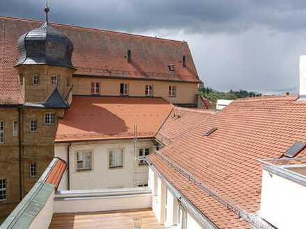 Traumhafte 4-Zimmer Wohnung im Herzen von Bamberg mit Süd/West-Balkon