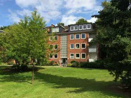 Gepflegte 2-Zimmer-Wohnung in Bürgerparknähe