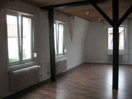 Offen-gestaltete Zweizimmerwohnung in ruhiger Lage