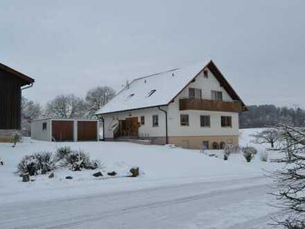 Schönes Haus im Grünen mit 11 Zimmern in Sulz a. N., Ortsteil Brachfeld