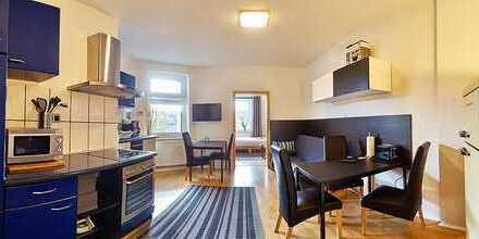 Vier kürzlich renovierte, vollmöblierte Eigentumswohunungen auf 2 Etagen ideal als Monteurswohnungen