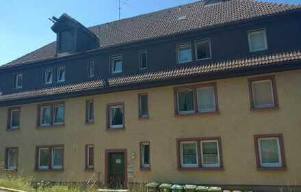 3 Zimmerwohnung in Vöhrenbach, teilmöbliert