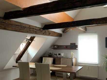 Stilvolle Dachgeschosswohnung mitten in Reutlingen sucht neuen Eigentümer...