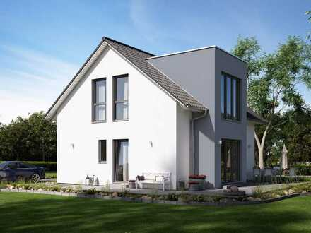 Schönes bezugsfertiges Einfamilienhaus mit Keller inkl. Grundstück