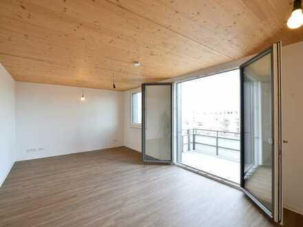 Stilvoll und gemütlich im Dachgeschoss
