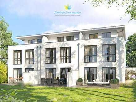 Troisdorfer Sonnengärten - Modernes Einfamilienhaus mit Flachdach und Südgarten