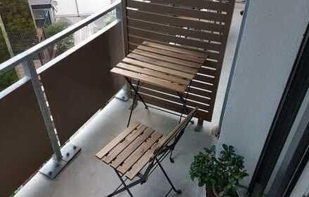 Möbilierte 1 Zimmer Wohnung in Offenbach zur Zwischenmiete