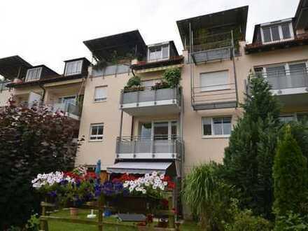 Bogenhausen-Daglfing - Moderne zwei Zimmer Wohnung mit Südbalkon