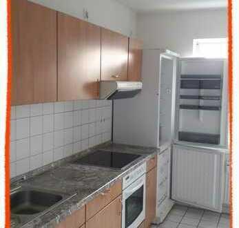 EINBAUKÜCHE +++ 2-Zi. Wohnung mit BALKON und Personenaufzug sowie frisch renoviertes Bad mit Dusche