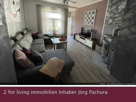 Lifestyle und Lebensqualität in einer modernisierten Altbauwohnung mit Balkon und Garage!