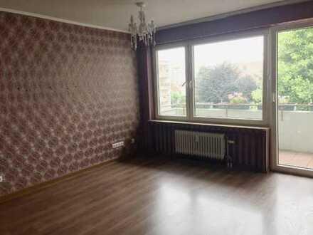 3-Zimmer-Wohnung mit Balkon und Parkplatz in Maintal