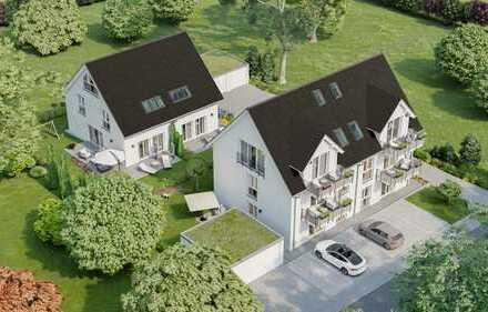 Zentrumsnah leben - Erdgeschosswohnung in SAD / Fronberg!