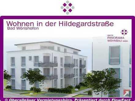 Neubau-3-Zimmer-EG-Wohnung in Bad Wörishofen mit Süd/West-Terrasse (Whg. 22/Haus C)