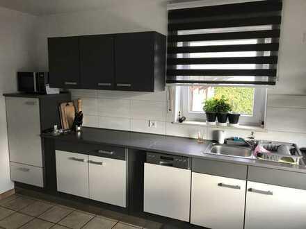 2,5-Zi.-EG-Wohnung mit Terrasse, Balkon und Einbauküche in Gammertingen