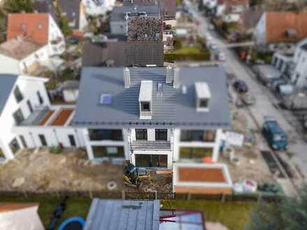 Modernes Stadthaus in Trudering