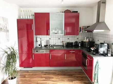 Top renovierte 3 Zimmerwohnung mit offenem Küchen und Wohnbereich