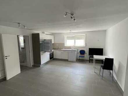 Erstbezug nach Sanierung mit Einbauküche: stilvolle 1-Zimmer-Wohnung in Lauenburg