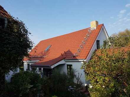 Schönes Haus kurz vor der Insel Usedom