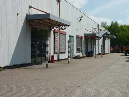 RASCH Industrie: Vermietung einer repräsentativen Gewerbebesitzung m. gr. Freigelände in Bottrop-Boy