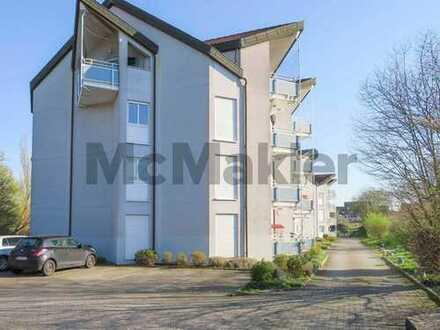 Neues Zuhause, Studenten-Whg. oder Kapitalanlage: 1-Zi.-Apartment mit Balkon und Stellplatz