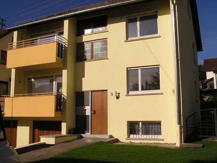 Helle Wohnung in Walheim zu vermieten