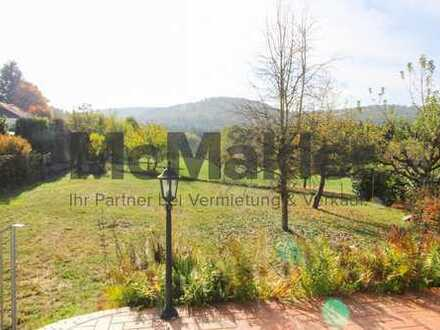 Naturnah und idyllisch: Großes Ein- bis Zweifamilienhaus mit 10 Zimmern und Garten bei Hanau