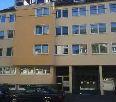 *Bilk* vermietetes Appartement mit Einbauküche Nähe Universität und Rhein zu verkaufen!