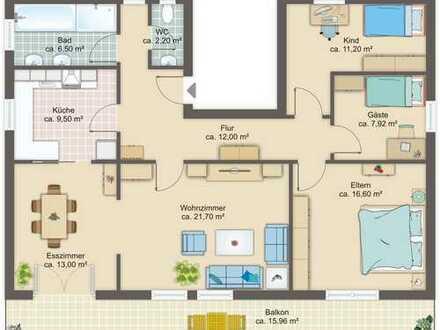 WOHNWELT IMMOBILIEN: *Neu renoviert* 3,5 Zimmer-Wohnung mit Balkon