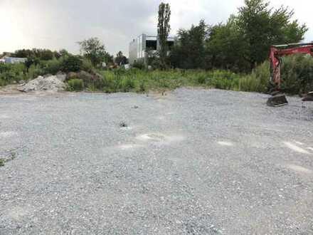 Unbebautes Grundstück zu Lagerzwecken in Leubnitz!