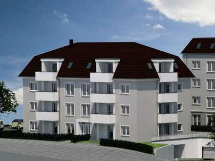 Erstbezug: hochwertige, helle 2-Zimmer-Wohnung(en) mit Einbauküche und Balkon in Ehingen (Donau)