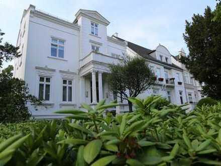 Charmante 2-Zi.-Wohnung in Bremer Villa