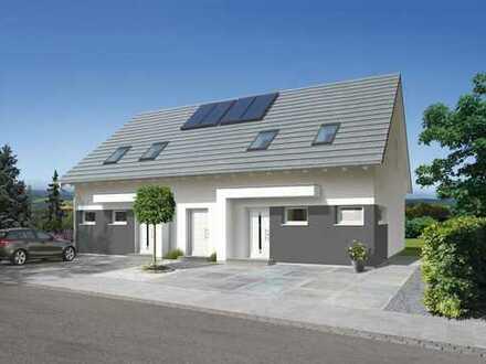 Generationshaus für 2 Familien auf dem Grundstück in Beuren!