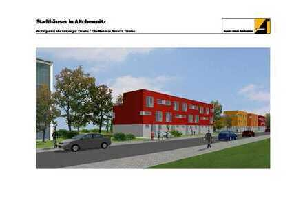 Modernes Stadthaus-140m² Wfl.mit Galerie & Dachterrasse, städtisch & ruhig gelegen,Willkommen!