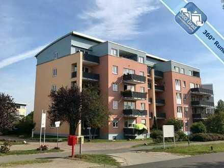 Kapitalanlage! 3-Zimmer-Eigentumswohnung mit Balkon u. TG-Stellplatz in Potsdam, OT Fahrland