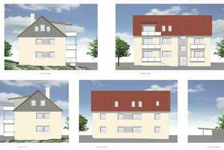 Erstbezug nach Sanierung: freundliche 3-Zimmer-Wohnung mit Einbauküche und Balkon in Tannheim