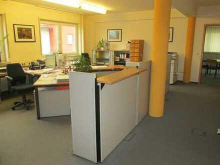 Büro Praxis Gewerbe Atelier Büroetage- Angenehmes Arbeiten in hellen und großzügigen Räumen