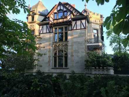 Repräsentative Gründerzeit Villa in ruhiger Innenstadt Nähe