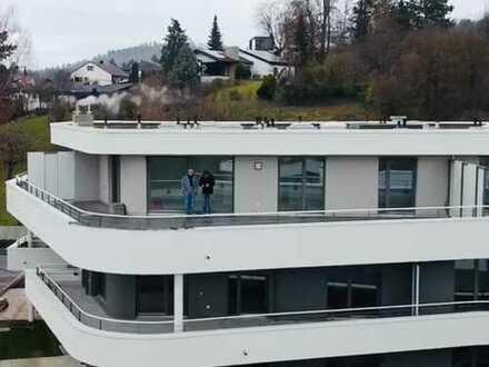 3-Zi Penthouse mit 84qm Dachterrasse in Metzingen von privat zu vermieten