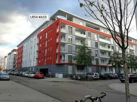 *NUR FÜR STUDENTEN* 1-Zimmer-Wohnung mit EBK und Balkon ab 01.09.2019