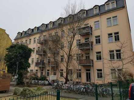 Provisionsfrei. Traumwohnung im absoluten Szeneviertel der Äußeren Neustadt