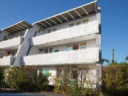 RUHIGE MAISONETTE-WOHNUNG mit eigenem Hauseingang und zwei Südbalkonen in Kleinzschachwitz!