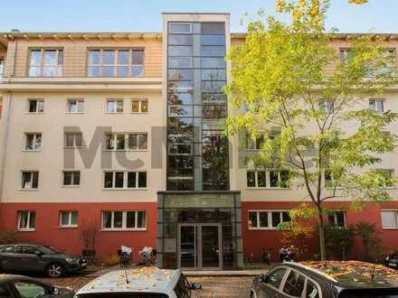Traumhaftes Familiendomizil in Berlin-Dahlem: Attraktive 5-Zimmer-ETW mit Balkon